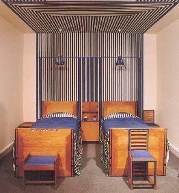 Charles Mackintosh Murals For Tea Rooms