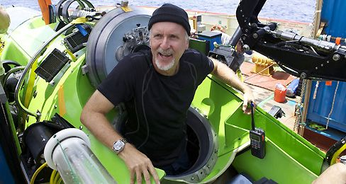 James Cameron's Deepsea Challenge 3D | TIME For Kids Filmmaker James Cameron follows his dream of exploring the deepest spot on Earth: http://www.timeforkids.com/news/james-camerons-deepsea-challenge-3d/161626
