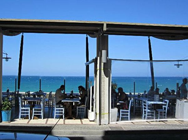 Paralia Seaside Restaurant, Heraklion Crete