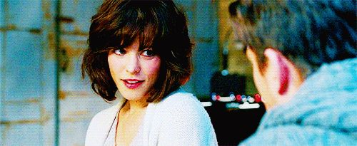 She's as cute as a button in The Vow. | Community Post: The Many Faces Of Rachel McAdams