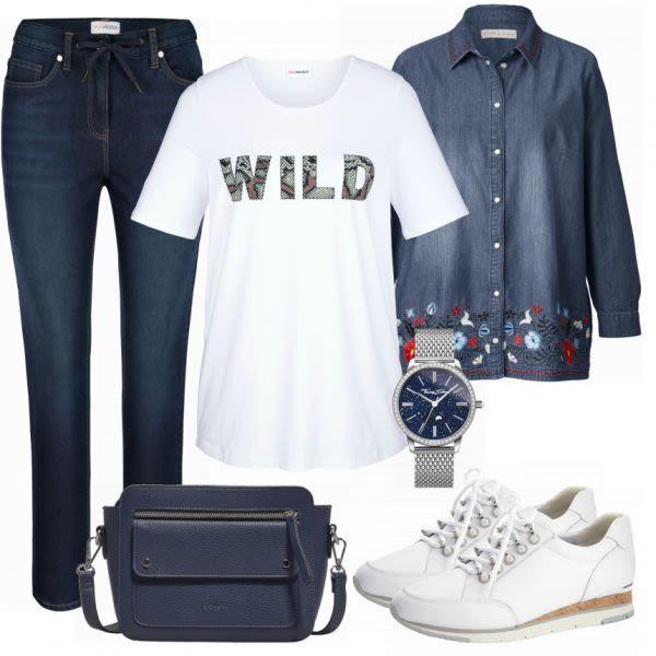 Große Größen Outfits: G Wild bei FrauenOutfits.de #mode #damenmode #frauenmod…