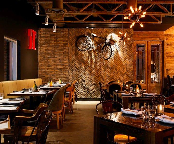 Aydınlatma ve Dekor Dünyasından Gelişmeler: Jump Branding & Design'dan Oakville'de Tavolo Restaurant #aydinlatma #lighting #design #tasarim #dekor #decor