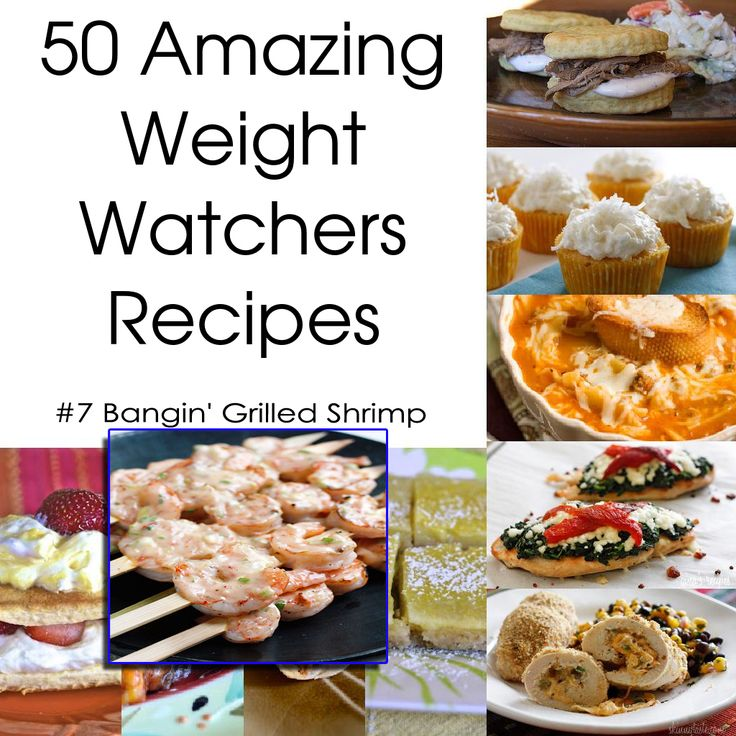 50 amazing weight watchers recipes - Bangin' Grilled ...