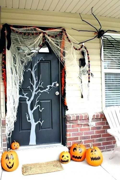 Scary Halloween Door Decorating Contest Ideas Halloween
