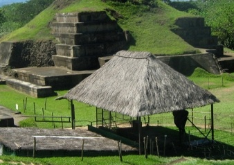 Joya de Ceren, Archaeological site of Mayan Ruins, San Salvador