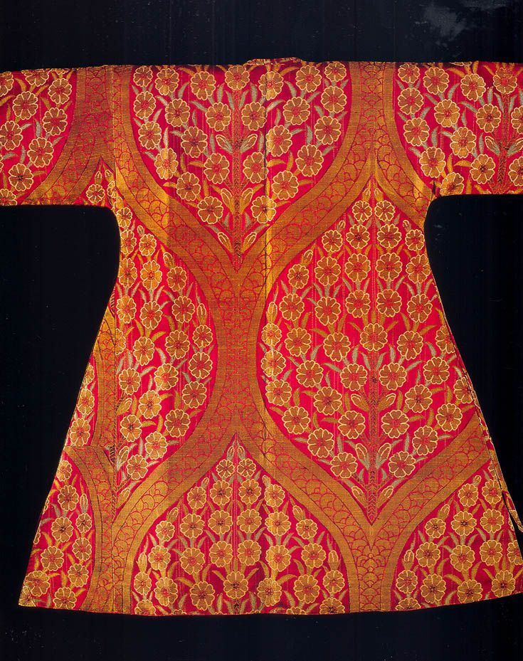 Ottoman Silks for the Sultans • Textile Museum, Topkapi Palace, Istanbul