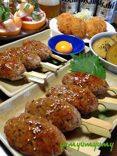 豚ひき肉のつくねです☆ by ひまわりさん   レシピブログ - 料理ブログ ...