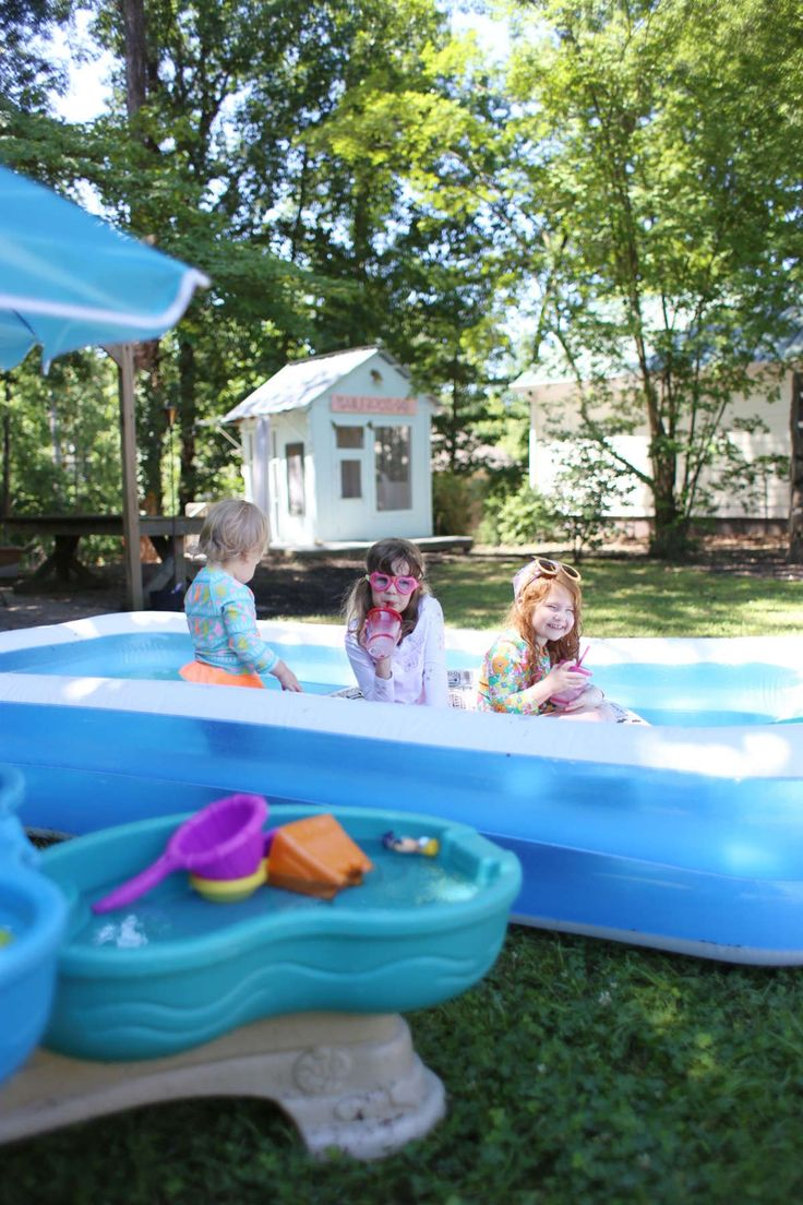 The Best Backyard Water Fun For Kids