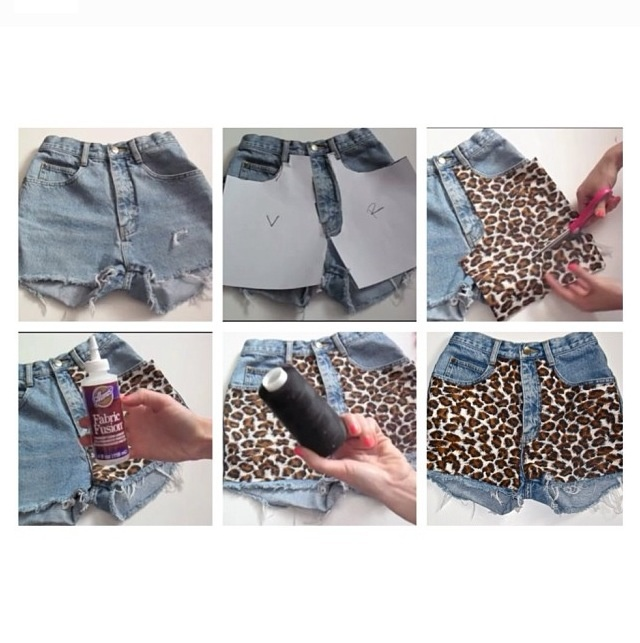 17 Best images about DIY Summer shorts design ideas on ...
