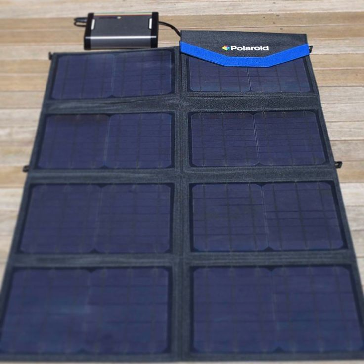 Forget hay make energy while the sun shines  Our Polaroid PS300 portable power supply couples with the SP50 or SP100 (pictured) folding solar panels meaning you can keep on charging wherever daylight breaks! Thanks to its dual 18V/36V charging output modes you can use it with a range of different power supplies  CHECK OUT OUR EARLY BIRD SALE AT PORTABLEPOWERSUPPLIES.COM.AU - ALL STOCK 20% OFF RRP  FREE SHIPPING AUS WIDE