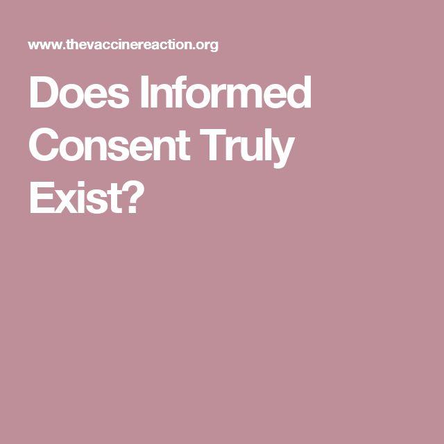Best 25+ Informed consent ideas on Pinterest Flu shot reaction - informed consent form
