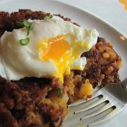 Chef John's Corned Beef Hash - Allrecipes.com I used canned corned beef and half an onion. dm