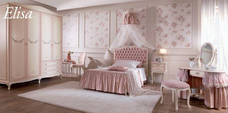Girls Bedroom Pellegatta Elisa Kids bedroom designs
