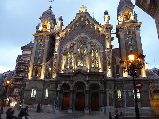 Iglesi de San Juan Oviedo, Spain