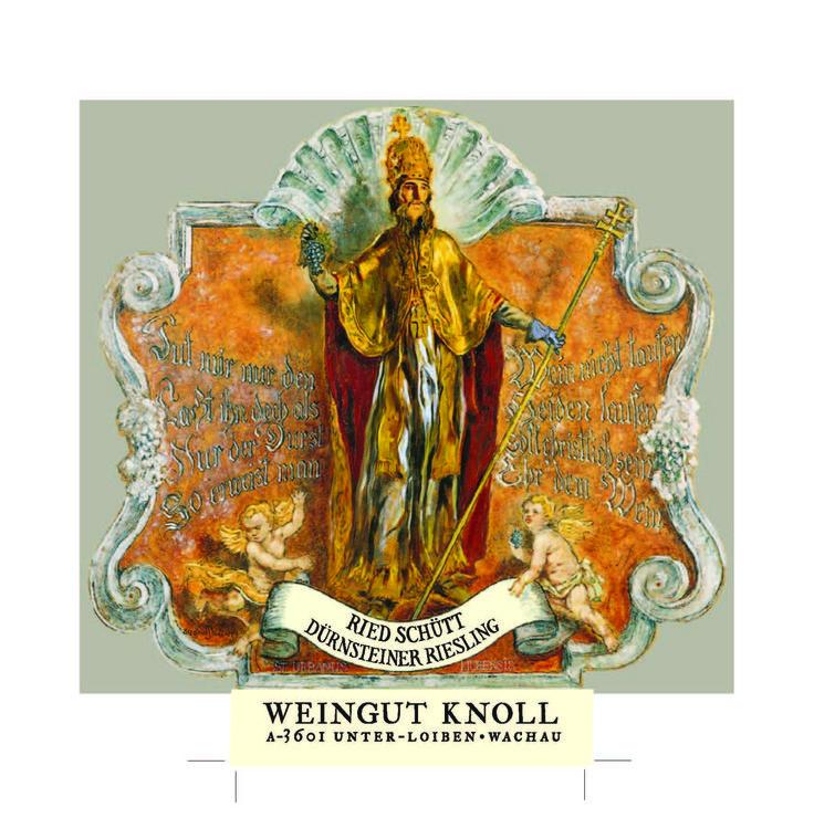 Weingut Knoll Riesling 'Schutt' Wachau Smaragd Austria