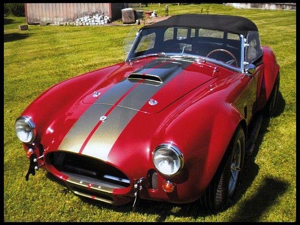 1965 Shelby Cobra Replica | Mecum Auctions