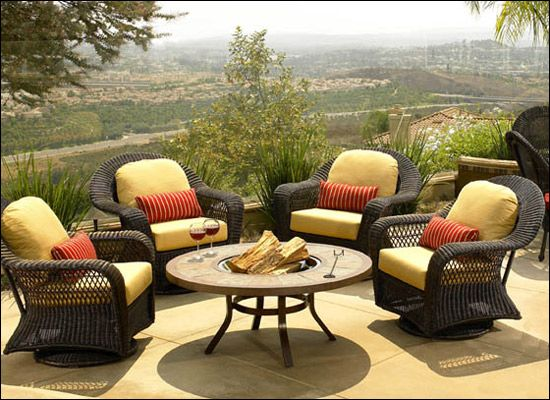 Martha Stewart Outdoor Patio Furniture Replacement Cushions