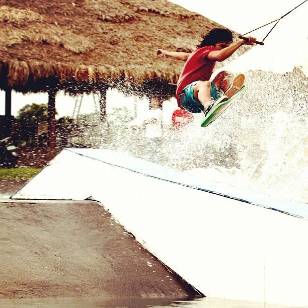 Daniel Grant at CWC    Photo by unleashedwakemag