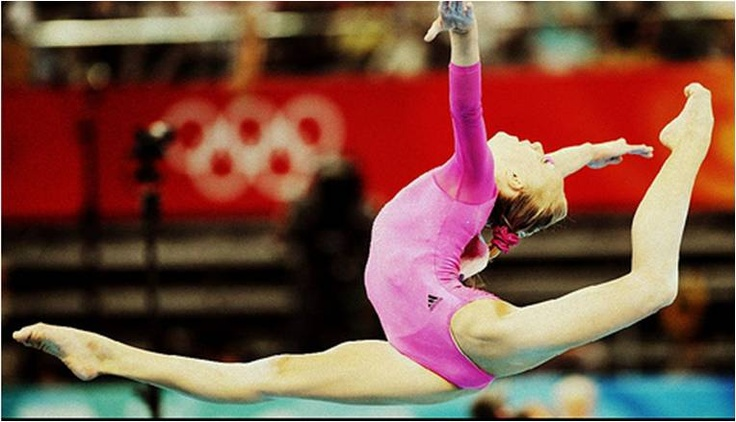Anastasia (Nastia) Liukin 01 Olympic Gold Medal (All Around) 03 Olympic Silver Medals (Team, Uneven Bars & Balance Beam) 01 Olympic Bronze (Floor) 04 Gold World Medals (Team, Uneven Bars & Balance Beam) 05 World Silver Medals (All Around, Team, Uneven Bars & Floor)