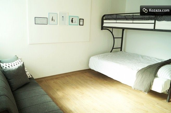 WONNIE'S GUEST HOUSE: Family room(3~4 people)