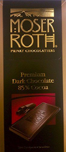 Moser Roth 70 Premium Fine German Dark Chocolate Bars Pack of 2 ** You can find out more details at the link of the image.