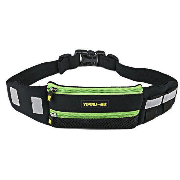 Women Men Sports Waist Bags Cycling Jogging Running Belt Outdoor Hiking Crossbod - US$12.08