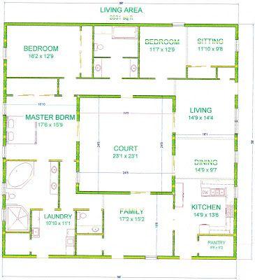 Grama Sue 39 S Floor Plan Play Land Olivia 39 S Courtyard