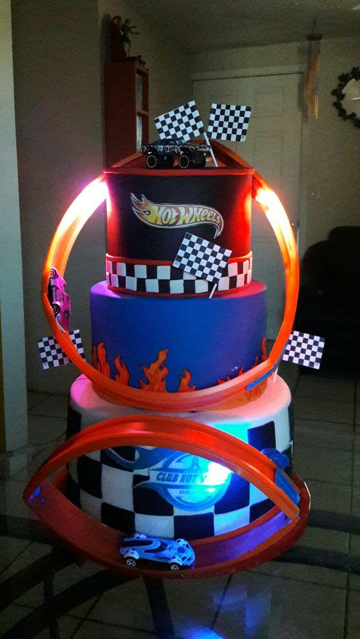 Pastel para Club de Hot Wheels Tijuana ☆