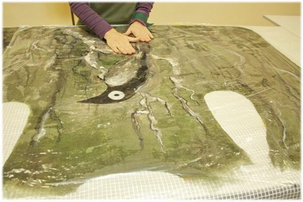 Another beautiful vest from LybaV - Lubov Voronina - nice vest - nice tuytorial Зарисовки из флиса - Ярмарка Мастеров - ручная работа, handmade