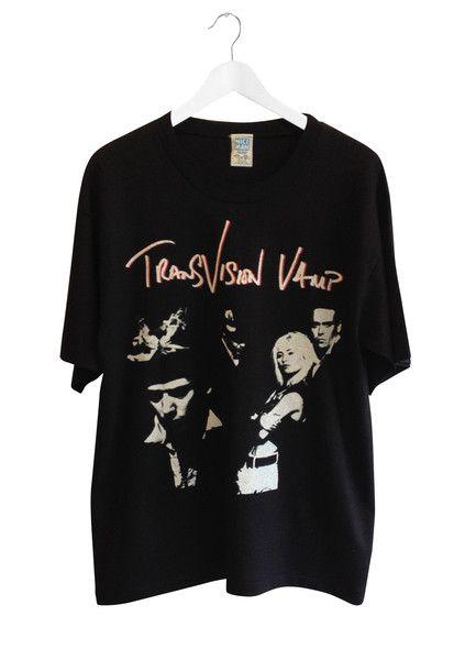 Transvision Vamp Australasian Tour T-Shirt