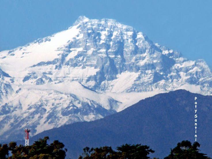 Panoramio - Photo of Monte Aconcagua desde Con-Cón, Viña del Mar ...