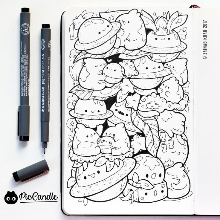 Image result for pic candle doodle characters