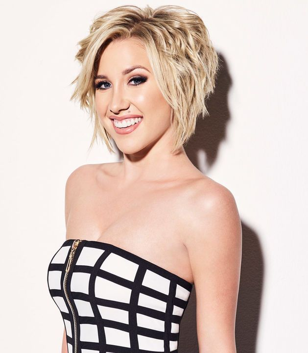 Savannah Chrisley stars in the USA Network reality series CHRISLEY KNOWS BEST.