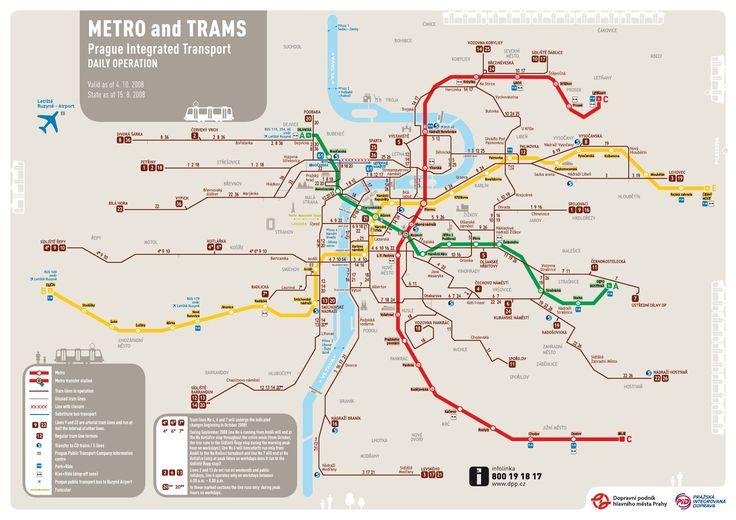 Prague Integrated Transport
