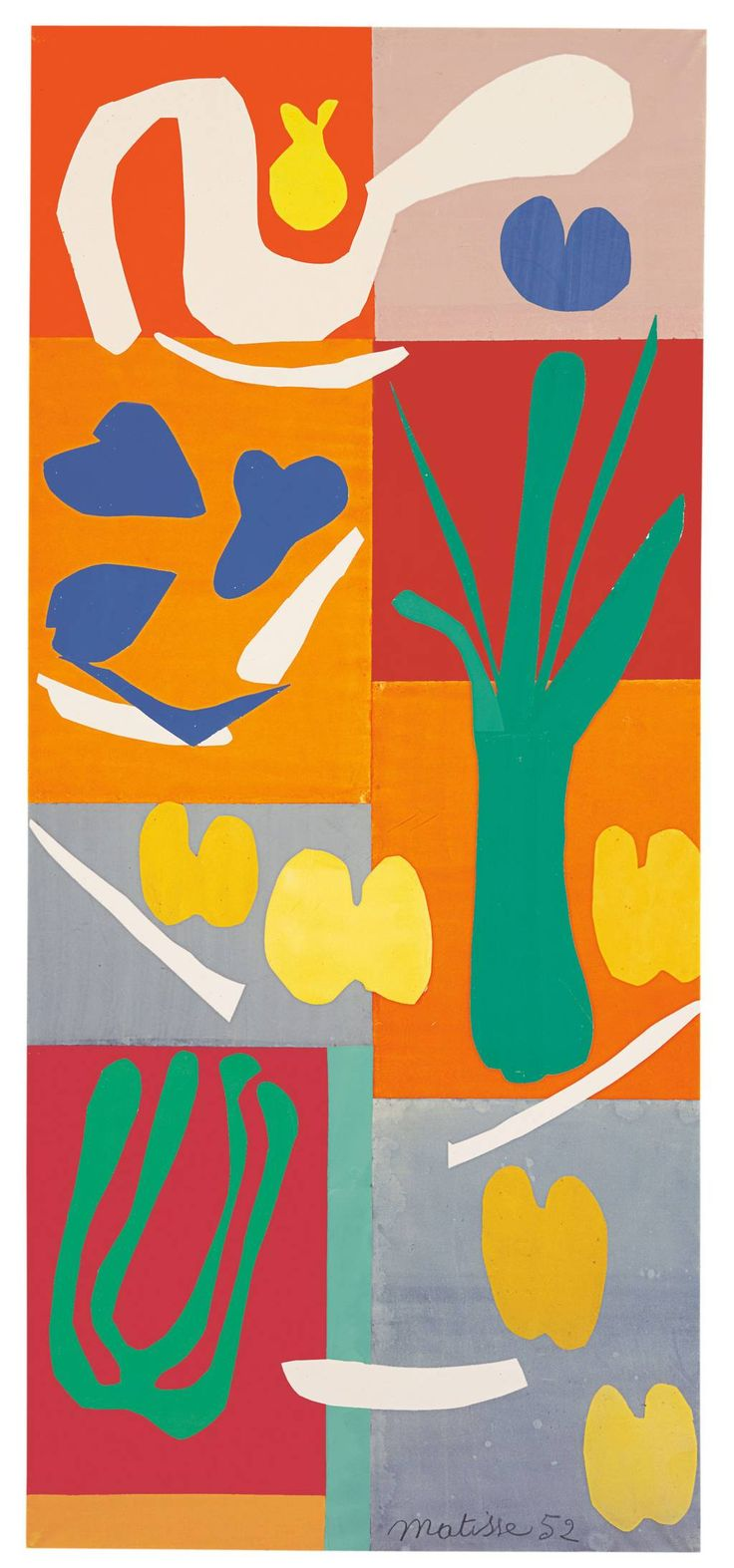 Henri Matisse: The Cut-Outs                                                                                                                                                                                 More