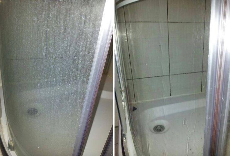 Duşakabin Temizliği – Ersağ Banyo temizleyicisi