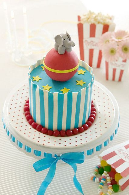 Baby Shower Cakes Perth Wa ~ Images about circus fondant cakes on pinterest