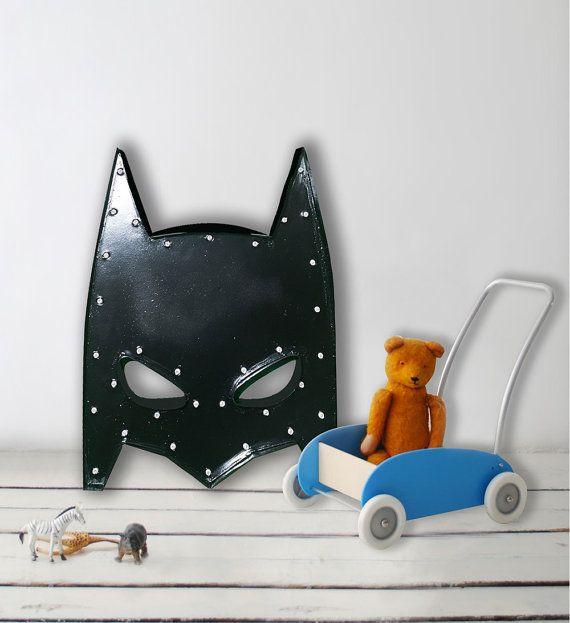 Kids Lamp Batman Lamp Batman Light Marquee sign by Woofworld