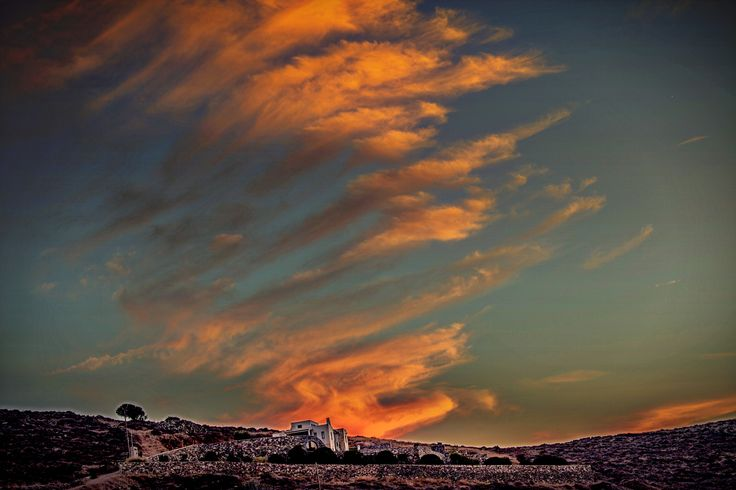 House on the Hill by Eleni Mac Synodinos on 500px