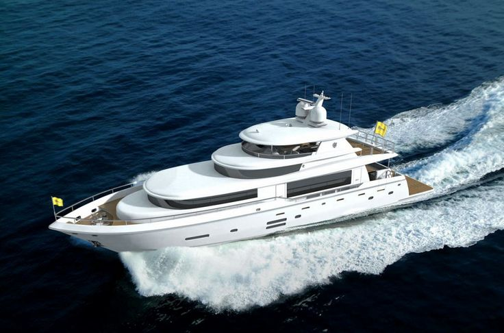 Taiwanese shipyard Johnson Yachts has launched the first hull in its Johnson 93 line.