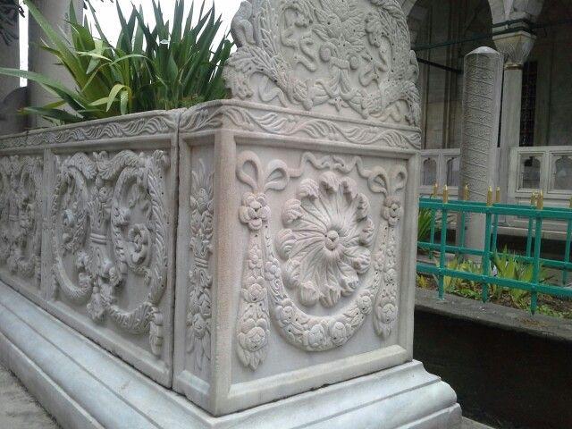 Süleymaniye bahçe