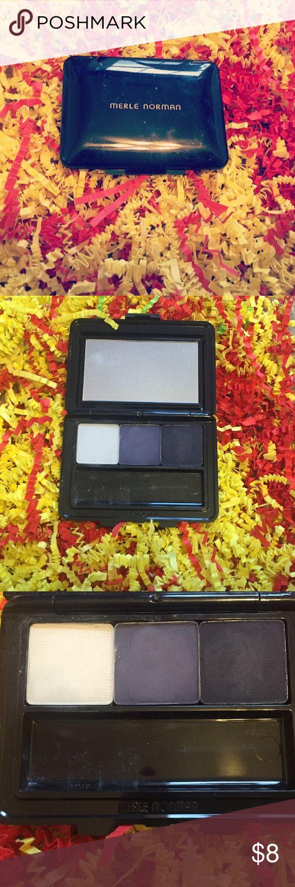 Merle Norman eyeshadow palette Very lightly used! Merle Norman  Makeup Eyeshadow