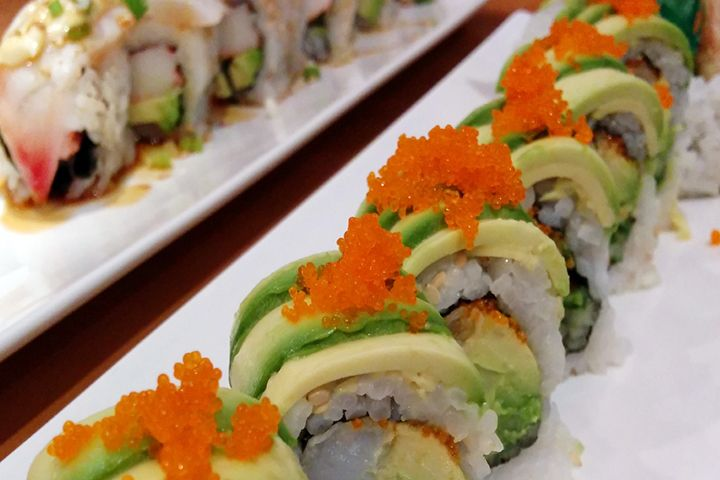 Best All-You-Can-Eat Sushi in Toronto