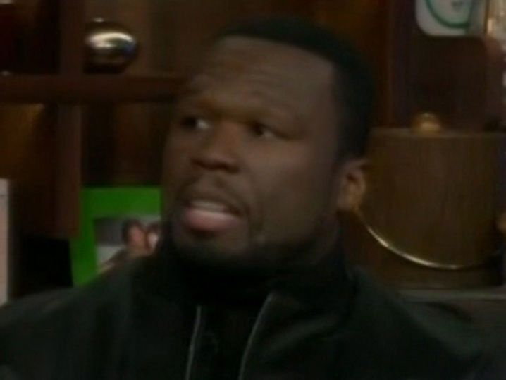 50 Cent -- I Saw Kanye's Breakdown Coming (VIDEO)