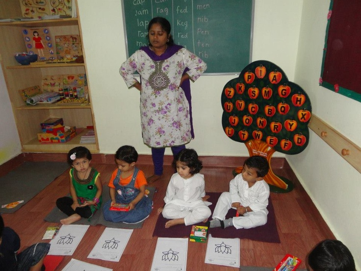 Republic Day Kids Drawing Compitation in Electronic City Bangalore