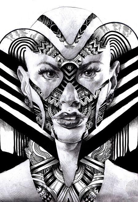Las ilustraciones de Iain Macarthur