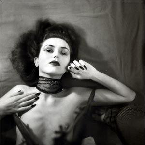 Jacques Henri Lartigue, Album 1944, Florette, Paris, January. © Ministère de la Culture-France/A.A.J.H.L.