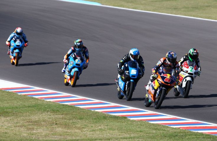 Miller, Moto3 race, Argentinian MotoGP 2014