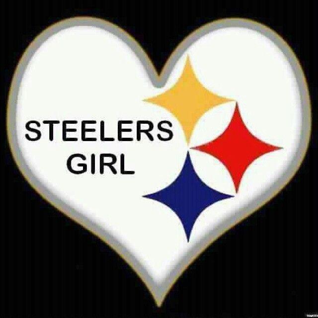 Steeler girl for life