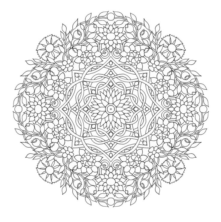 zen coloring pages to print - photo#1